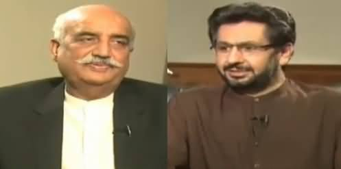 Jirga with Saleem Safi (Khursheed Shah Exclusive Interview) - 22nd July 2017