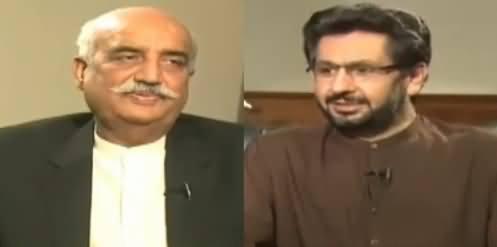 Jirga with Saleem Safi (Khursheed Shah Exclusive Interview) - 22nd July 2017
