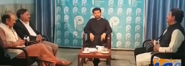 Jirga With Saleem Safi (KPK Hakumat Ke Dawe) - 13th May 2018