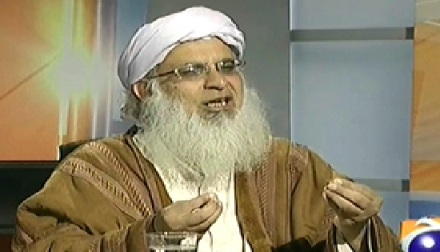 Jirga with Saleem Safi (Maulana Abdul Aziz Exclusive Interview) – 13th December 2014