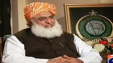 Jirga with Saleem Safi (Maulana Fazal-ur-Rehman Exclusive Interview) – 18th May 2015
