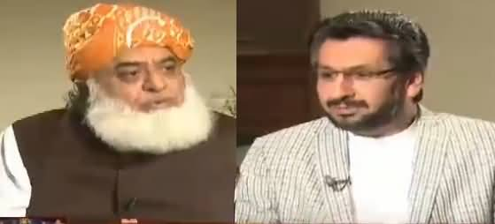 Jirga with Saleem Safi (Maulana Fazal ur Rehman Exclusive Interview) - 29th July 2017
