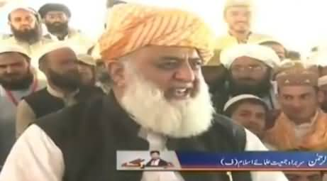 Jirga With Saleem Safi (Maulana Fazal ur Rehman Ki Siasat) - 9th April 2017