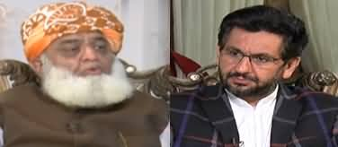 Jirga With Saleem Safi (Maulana Fazlur Rehman Exclusive) - 18th April 2020
