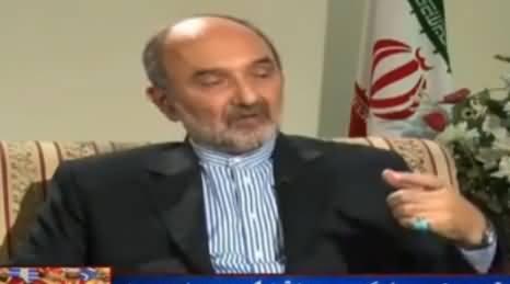 Jirga With Saleem Safi (Mehdi Hunar Dost Iranian Ambassodar For Pakistan) - 27th August 2016