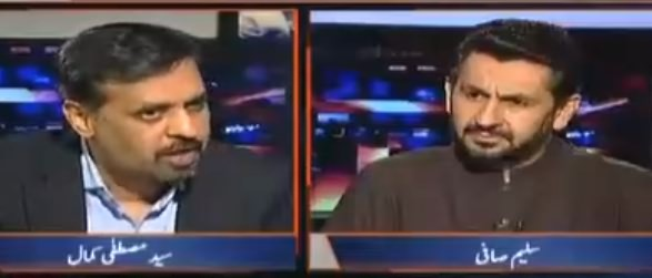 Jirga with Saleem Safi (Mustafa Kamal Exclusive Interview) - 28th July 2018