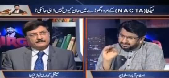 Jirga With Saleem Safi (National Action Plan Par Kitna Amal Huwa?) - 29th October 2016