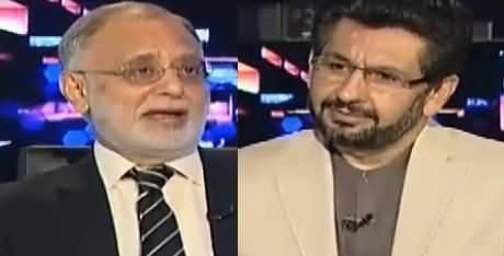 Jirga with Saleem Safi (Pakistani Kia Sochte Hain) - 9th July 2017