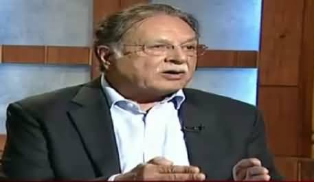 Jirga with Saleem Safi (Pervez Rasheed Exclusive Interview) – 12th October 2015