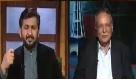 Jirga with Saleem Safi (Pervez Rasheed Exclusive Interview) – 20th March 2016