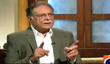 Jirga with Saleem Safi (Pervez Rasheed Exclusive Interview) – 24th August 2015
