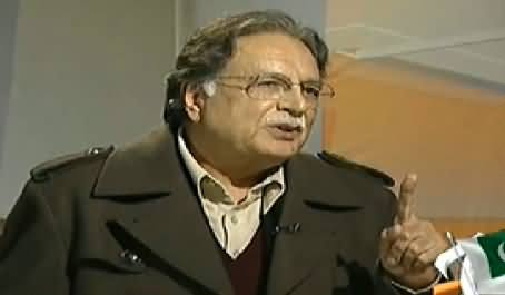 Jirga with Saleem Safi (Pervez Rasheed Exclusive Interview) – 27th December 2014