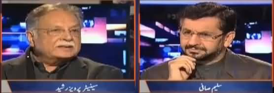 Jirga with Saleem Safi (Pervez Rasheed Exclusive Interview) - 6th January 2018