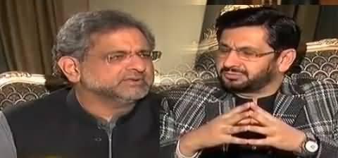 Jirga with Saleem Safi (PM Shahid Khaqan Abbasi Interview) – 16th January 2018