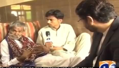 Jirga With Saleem Safi (Poet Shakir Shuja Abadi) - 22nd October 2016