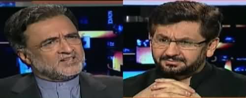 Jirga with Saleem Safi (Qamar Zaman Kaira Exclusive) - 22nd June 2019