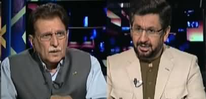 Jirga With Saleem Safi (Raja Mohammad Farooq Haider Exclusive) - 15th September 2019