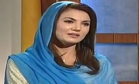 Jirga with Saleem Safi (Reham Khan Exclusive Interview) – 26th December 2015