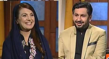 Jirga with Saleem Safi (Reham Khan Special Interview) – 5th August 2015