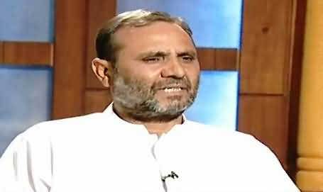 Jirga with Saleem Safi REPEAT (Javed Naseem Exclusive Interview) – 16th July 2015