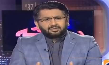Jirga With Saleem Safi (Sacha Kaun, Jhota Kaun?) - 16th October 2016