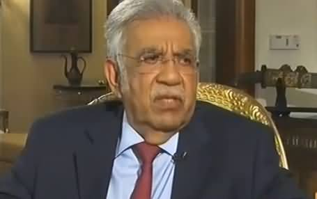 Jirga With Saleem Safi (Sadruddin Hashwani) - 8th October 2016