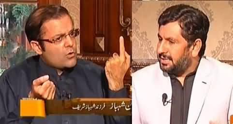 Jirga With Saleem Safi (Salman Shahbaz Exclusive Interview) - 7th May 2016