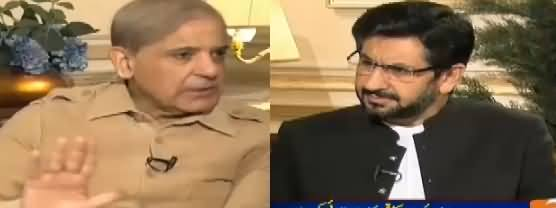 Jirga with Saleem Safi (Shahbaz Sharif Exclusive Interview) - 30th June 2018