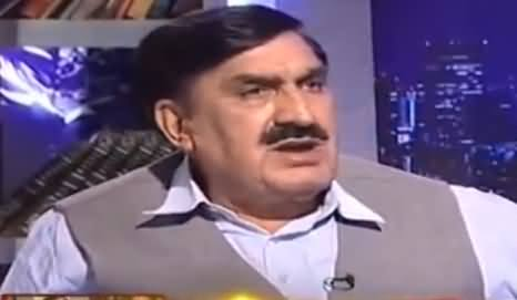 Jirga With Saleem Safi (Shahi Syed Interview) - 11th September 2016