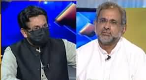 Jirga With Saleem Safi (Shahid Khaqan Abbasi Exclusive) - 27th June 2020