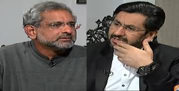 Jirga With Saleem Safi (Shahid Khaqan Abbasi Interview) - 1st March 2020