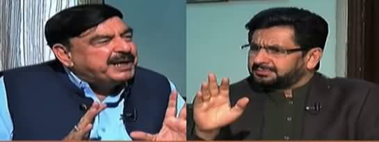 Jirga With Saleem Safi (Sheikh Rasheed Exclusive Interview) - 1st September 2019