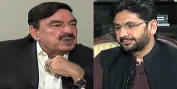 Jirga With Saleem Safi (Sheikh Rasheed Exclusive Interview) - 24th May 2020