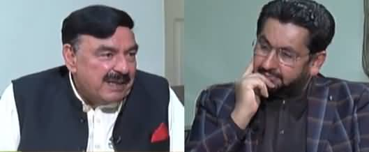 Jirga With Saleem Safi (Sheikh Rasheed Exclusive Interview) - 26th June 2021