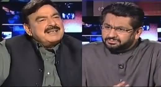 Jirga With Saleem Safi (Sheikh Rasheed Exclusive Interview) - 5th November 2016