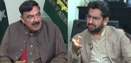 Jirga With Saleem Safi (Sheikh Rasheed Exclusive Interview) - 6th March 2021