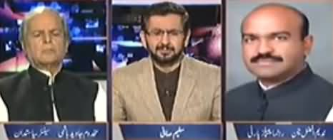 Jirga with Saleem Safi (Siasi Wafdariyan Kyun Tabdeel) – 22nd October 2017