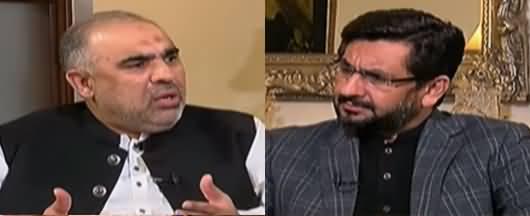 Jirga With Saleem Safi (Speaker NA Asad Qaiser Exclusive) - 8th September 2019