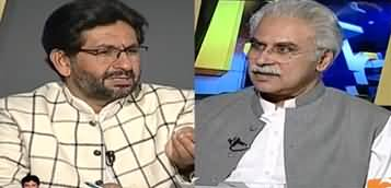 Jirga With Saleem Safi (Special Talk With Dr. Zafar Mirza) - 16th May 2020