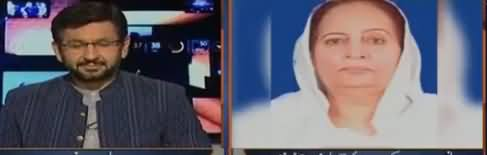 Jirga with Saleem Safi (Talk With Expelled PTI Members) – 22nd April 2018