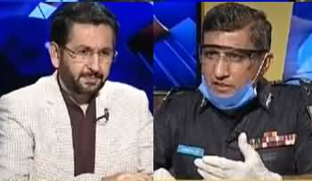 Jirga With Saleem Safi (Terrorism & KP Police) - 22nd August 2020