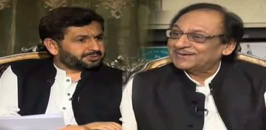 Jirga with Saleem Safi (Ustad Ghulam Ali) - 18th August 2019