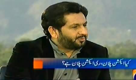 Jirga with Saleem Safi (What Happened to National Action Plan?) - 31st January 2015