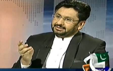 Jirga with Saleem Safi (Why Military Courts Are Necessary?) - 28th December 2014