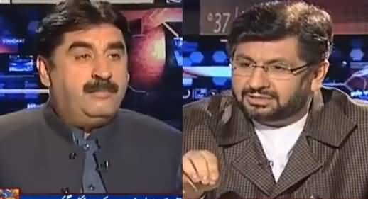 Jirga With Saleem Safi (Ziaullah Afridi Exclusive Interview) - 19th December 2016