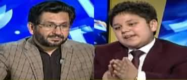 Jirga With Saleem Safi (Zidane Hamid Interview) - 12th April 2020