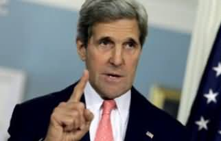 John Kerry Clearly Denied To Stop Drone Attacks - What will Nawaz Sharif Do Now ??