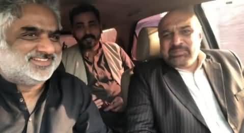 Journalist And Social Media Activist Rizwan Razi Exclusive Talk After Being Released