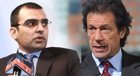 Journalist Umar Cheema's Open Letter to Imran Khan