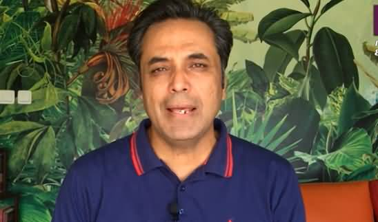 Judge Ki Video Aur Ghaleez Jang - Talat Hussain Analysis